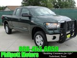 2008 Timberland Green Mica Toyota Tundra Double Cab 4x4 #31478213