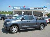 2010 Slate Gray Metallic Toyota Tundra SR5 Double Cab #31536765