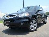 2008 Nighthawk Black Pearl Acura RDX Technology #31536567