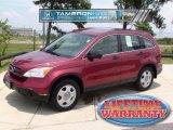 2007 Tango Red Pearl Honda CR-V LX #31537001
