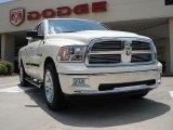 2010 Stone White Dodge Ram 1500 Big Horn Quad Cab #31536866