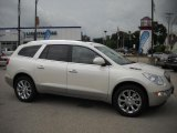 2010 White Diamond Tricoat Buick Enclave CXL AWD #31537015