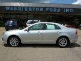 2010 Brilliant Silver Metallic Ford Fusion SEL V6 #31536727