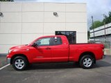 2007 Radiant Red Toyota Tundra SR5 Double Cab 4x4 #31537089