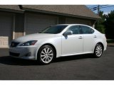 2008 Starfire White Pearl Lexus IS 250 AWD #31585243