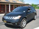 2003 Super Black Nissan Murano SL AWD #31585513