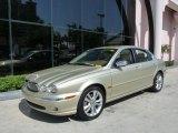 2007 Jaguar X-Type Winter Gold Metallic