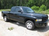 2001 Black Dodge Ram 1500 Sport Club Cab #31585117