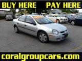 2003 Bright Silver Metallic Dodge Neon SE #31585539