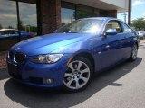 2008 Montego Blue Metallic BMW 3 Series 328xi Coupe #31584949