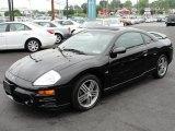 2003 Kalapana Black Mitsubishi Eclipse GTS Coupe #31585355