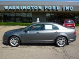 2010 Sterling Grey Metallic Ford Fusion SEL #31644011