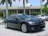 2008 Monaco Blue Metallic BMW 3 Series 328i Coupe #31643549