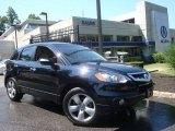 2008 Nighthawk Black Pearl Acura RDX  #31643767