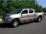 2007 Desert Sand Mica Toyota Tacoma V6 Double Cab 4x4 #31644259
