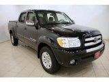 2005 Black Toyota Tundra SR5 Double Cab #31644269