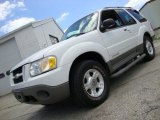 2001 Oxford White Ford Explorer Sport 4x4 #31643563