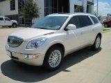 2010 White Diamond Tricoat Buick Enclave CXL #31644094