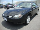 2001 Black Ford Escort ZX2 Coupe #31643821
