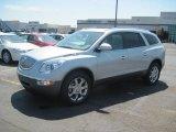 2010 Quicksilver Metallic Buick Enclave CXL #31644122