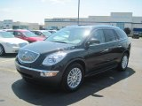 2010 Carbon Black Metallic Buick Enclave CXL #31644123