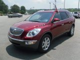 2010 Red Jewel Tintcoat Buick Enclave CXL #31644321