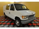 2002 Ford E Series Van E250 Cargo
