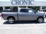2010 Mineral Gray Metallic Dodge Ram 1500 Big Horn Crew Cab #31643865