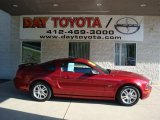 2006 Redfire Metallic Ford Mustang GT Premium Coupe #31643671