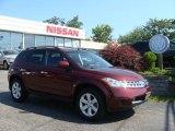 2007 Merlot Pearl Nissan Murano S AWD #31643739