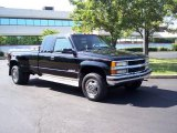 1995 Chevrolet C/K 3500 K3500 Cheyenne Extended Cab 4x4 Dually Data, Info and Specs