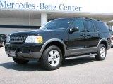 2003 Black Ford Explorer XLT 4x4 #31643992