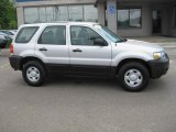 2006 Silver Metallic Ford Escape XLS 4WD #31644006