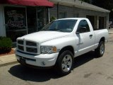 2003 Bright White Dodge Ram 1500 SLT Regular Cab 4x4 #31712490