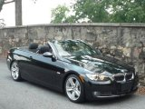 2007 Black Sapphire Metallic BMW 3 Series 335i Convertible #31712352