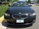 2009 Black Sapphire Metallic BMW 3 Series 335xi Coupe #31712239