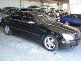 2004 Black Mercedes-Benz S 500 4Matic Sedan #31712515