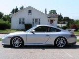 2005 Porsche 911 GT3 Data, Info and Specs