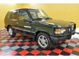 2000 Land Rover Range Rover Epsom Green