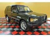 2002 Land Rover Range Rover Epsom Green Pearl