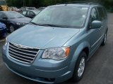 2010 Clearwater Blue Pearl Chrysler Town & Country Touring #31712301