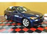 2006 Mystic Blue Metallic BMW 3 Series 330xi Sedan #31712584