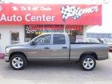 2006 Mineral Gray Metallic Dodge Ram 1500 SLT Quad Cab 4x4 #31712428