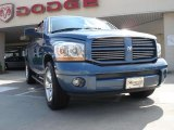 2006 Atlantic Blue Pearl Dodge Ram 1500 Sport Quad Cab #31712604