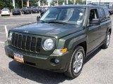 2007 Jeep Green Metallic Jeep Patriot Sport 4x4 #31742980