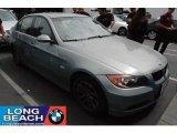 2007 Arctic Metallic BMW 3 Series 328i Sedan #31743301
