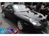 1999 Black Metallic Porsche 911 Carrera Cabriolet #31743307