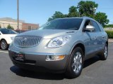2008 Blue Gold Crystal Metallic Buick Enclave CXL AWD #31743310