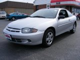 2003 Ultra Silver Metallic Chevrolet Cavalier LS Coupe #31743011