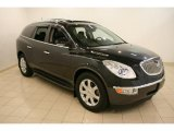 2009 Carbon Black Metallic Buick Enclave CXL AWD #31743545